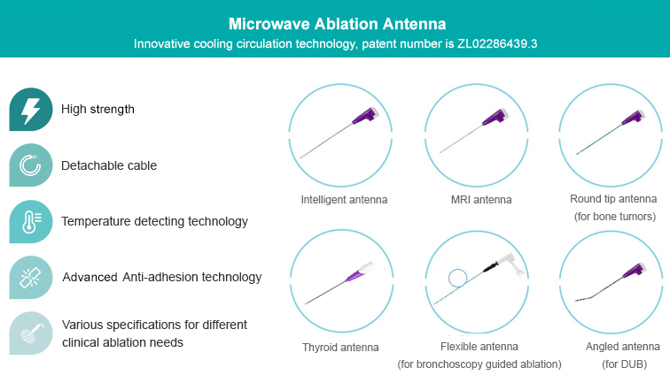 Microwave Tumor Ablation System